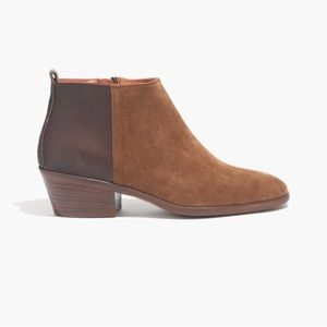 Madewell Charley Boot size 7
